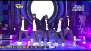 getlinkyoutube.com-[HQ] Stars Dance Battle 2010 - 2PM & Super Junior - Last sence