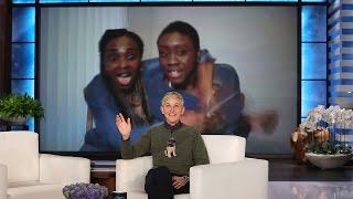 Ellen Surprises a Sweet Single Mother and Daughter