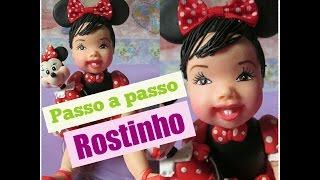 getlinkyoutube.com-DIY ROSTINHO DE BONECA FOFINHA.