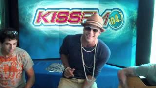 Mohombi: Miss Me   LIVE At KISS FM Phoenix