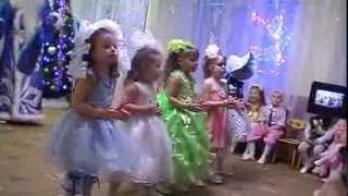 getlinkyoutube.com-новогодний танец кукол