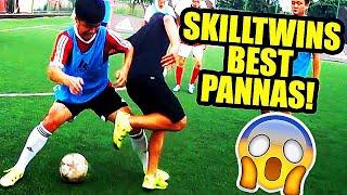 getlinkyoutube.com-The BEST Street Football/Futsal/Freestyle & Panna Skills EVER!! by SkillTwins