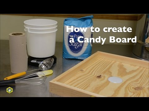 How to Make a Candy Board