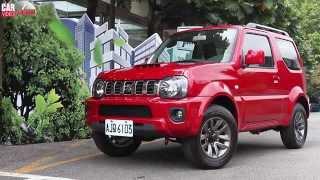 [CARVIDEO 汽車視界] 國內新車試駕—Suzuki Jimny