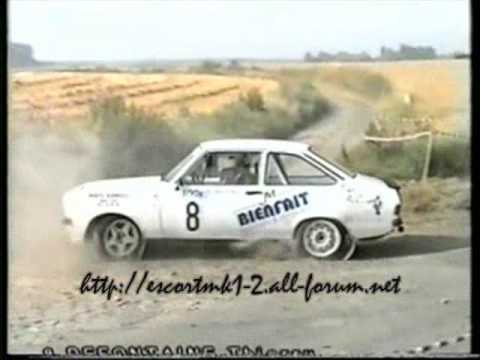 "Ford Escort MK2 RS2000: ""Rally Crash"" 1996-1999  Belgique (2/2)"