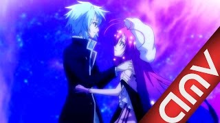 getlinkyoutube.com-✫【Itsuka Tenma no Kuro Usagi】 【Amv】☠ - Radioactive [Dubstep Piano] ♫