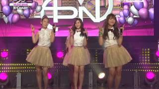 [Music Bank K-Chart] A Pink - My My (2011.11.25) width=