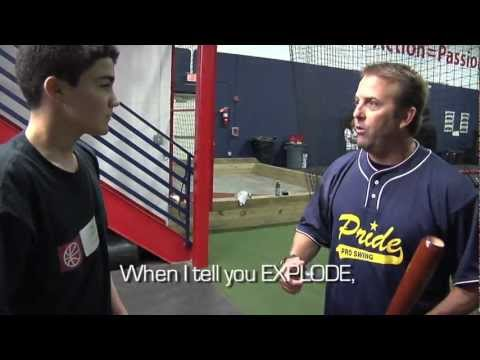 Yankees Hitting Coach Gives 3 Tips to Perfect Your Swing