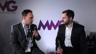 DMEXCO 2015: Sagi Gordon, CEO, SelectMedia