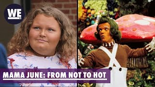 Is This An Oompa Loompa Pageant?! | Mama June: From Not to Hot | WE tv