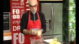 תפוחי אדמה ממולאים בשר ברוטב טמרינדי - ישראל אהרוני