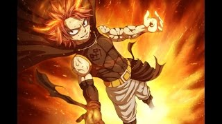 getlinkyoutube.com-Fairy Tailᴴᴰ Etherious Flame Dragon God Slayer Natsu Dragneel vs God Ankhseram Theory #9 フェアリーテイル