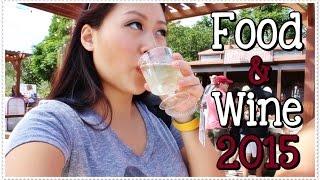 getlinkyoutube.com-EPCOT Food and Wine Festival 2015