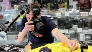 getlinkyoutube.com-Nikon R1C1 macro flash photography - an overview