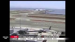 getlinkyoutube.com-ASIANA FLIGHT 214 New Video Shows Entire Crash From Tower
