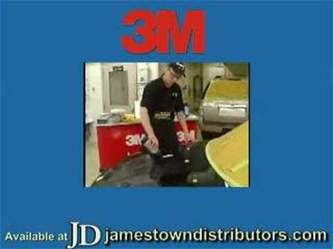 3m Perfect-it 3000 Trizact Full Panel Repair Howto