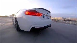 getlinkyoutube.com-BMW 435i M-Performance Exhaust GoPro