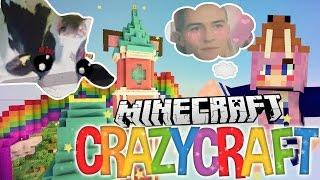 getlinkyoutube.com-Dreamy Make-overs | Ep 27 | Minecraft Crazy Craft 3.0