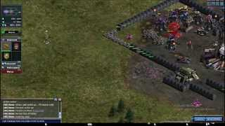 getlinkyoutube.com-War Commander (WC): Giant thor using Kara or Sheila -- Instant repair.