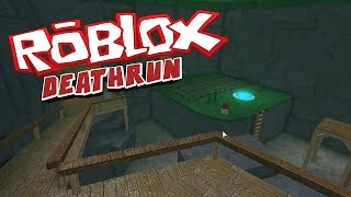 getlinkyoutube.com-Roblox: Deathrun - Learning the Traps!!! [Gameplay, Commentary]