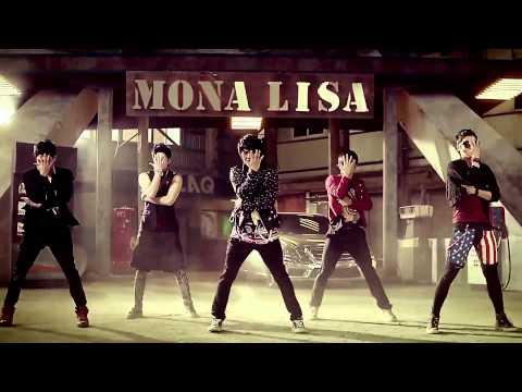 MV HD | MBLAQ - Mona Lisa -AVC6mUy1klU