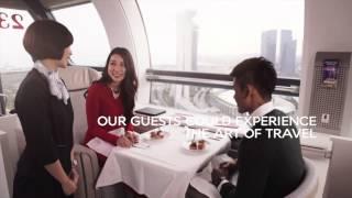 getlinkyoutube.com-Air France La Premiere suite aboard Singapore Flyer