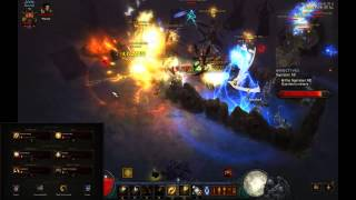 getlinkyoutube.com-Diablo 3 Reaper of Souls - Holy Blessed Shield Crusader (Torment VI)