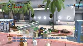 getlinkyoutube.com-Lego City Undercover [Part 17] - Starting Parties to Steal Cars!