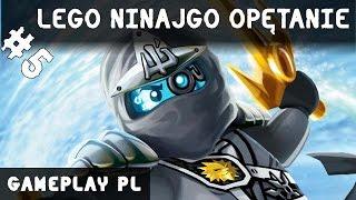 getlinkyoutube.com-LEGO NINJAGO OPĘTANIE PO POLSKU #5 | Darmowe Gry Online | ZANE POWRACA