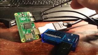 getlinkyoutube.com-Raspberry Pi Zero SD card setup and 1st Pi Zero Booting