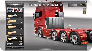 getlinkyoutube.com-Scania Mega Tuning Mod ETS2 (Euro Truck Simulator 2)