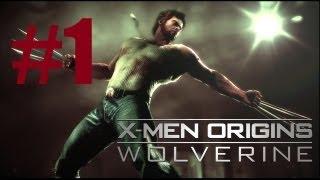 getlinkyoutube.com-Zagrajmy w X-Men Origins: Wolverine #1