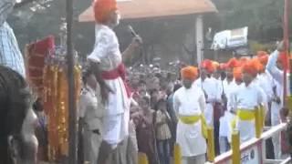 getlinkyoutube.com-Durga mata daud Shivpratishthan Hindusthan part 6 ( Bhide Guruji margdarshan kartana)