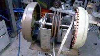 getlinkyoutube.com-Tandem Smart Drive Generator Test