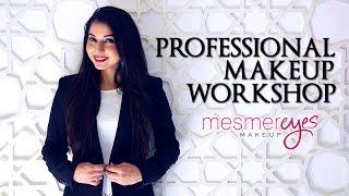 getlinkyoutube.com-Professional Makeup Workshop   Chennai