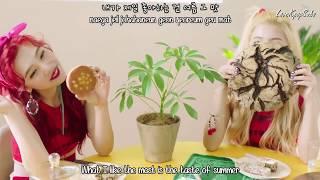 Red Velvet - Red Flavor (빨간 맛) MV [English subs + Romanization + Hangul] HD