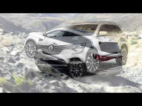 В России начали продажи Renault Koleos с дизелем
