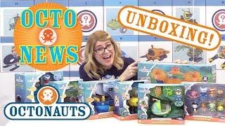getlinkyoutube.com-Octonauts - OctoNews | January Big Unboxing!