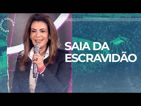 Seja livre! - Bispa Sonia Hernandes #igrejarenascer
