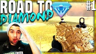 Road To DIAMOND/DARK MATTER CAMO - Black Ops 3 Assault Rifles - BO3 Gold Weapon Camo Challenges (#1)