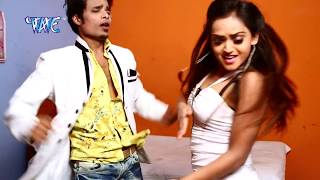 getlinkyoutube.com-बड़ा माज़ा साली में बा - Maidam Line Mareli - Gunjan Singh - Bhojpuri Hot Songs 2016 new
