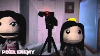 getlinkyoutube.com-Paranormal Sacktivity 3 Trailer [LittleBigPlanet 2 Trailer Recreation]