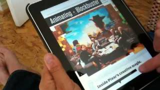 Wired Magazine's iPad App