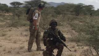 KDF SPECIAL FORCES TRAINING