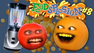 getlinkyoutube.com-Annoying Orange - Foodsplosion #6 (Standard Version) feat. Shira Lazar