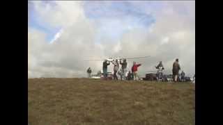 getlinkyoutube.com-Duo Discus glider crash.