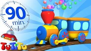 getlinkyoutube.com-TuTiTu Specials | Train | And Other Popular Toys for Children | 90 Minutes!