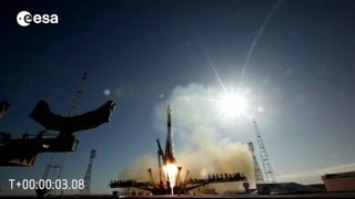 getlinkyoutube.com-The Soyuz launch sequence explained