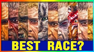getlinkyoutube.com-Skyrim Remastered: WHAT RACE to PLAY? (Top 10 BEST RACES Special Edition Character Build Guide)