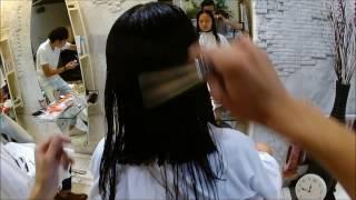 getlinkyoutube.com-【warphair森泉】留学生女子をばっさりカット!英語まじりカウンセリング・ノーカット・BGM版